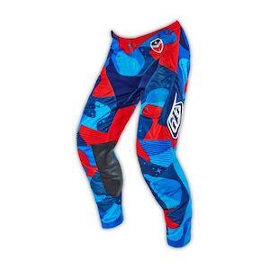 Troy Lee SE Air Cosmic Camo Pants