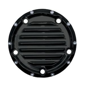 Covingtons Dimpled Points Cover For Harley Twin Cam 1999-2017