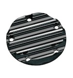 Covingtons Finned Points Cover For Harley Twin Cam 1999-2016