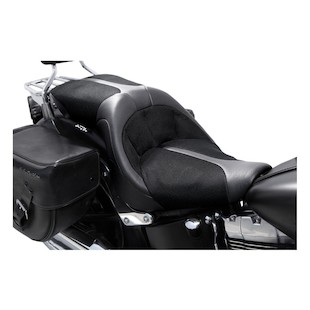 Danny Gray TourIST 2-Up Air Seat For Harley Softail 2006-2017