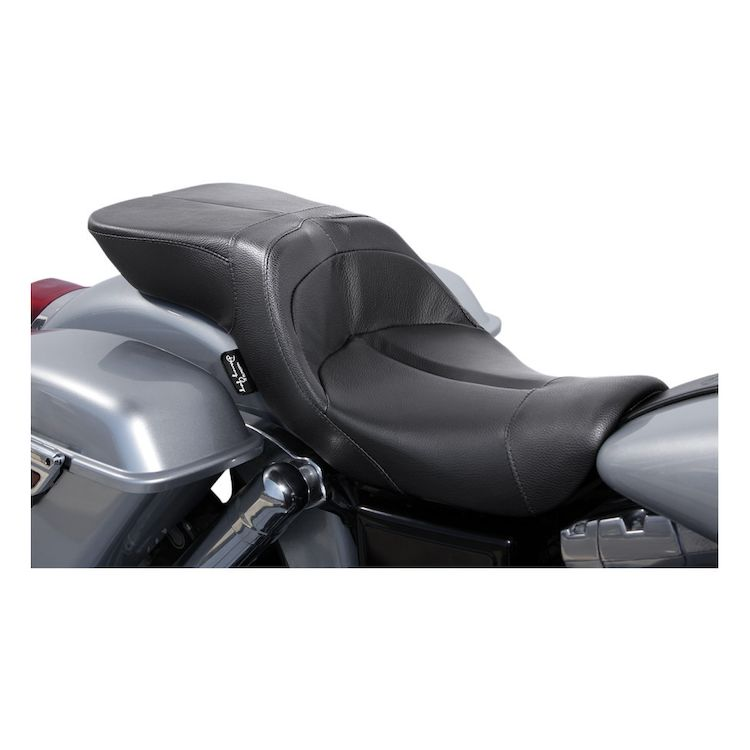Danny Gray Tourist 2 Up Seat For Harley Dyna 2006 2017