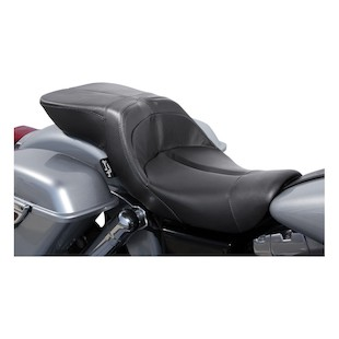 Danny Gray TourIST 2-Up Seat For Harley Dyna 2006-2017
