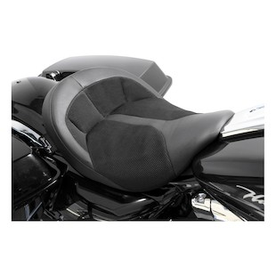 Danny Gray BigIST Solo Air Seat For Harley