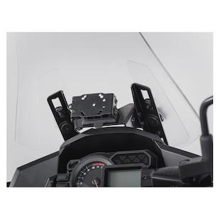 SW-MOTECH Quick Release GPS Mount Kawasaki Versys 1000 2015