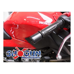 Shogun Bar End Sliders Honda CBR250R / CBR300R / CB300F