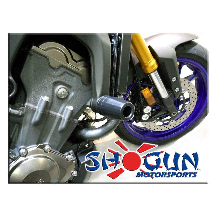 Shogun Protection Kit Yamaha FZ-09 2014-2016
