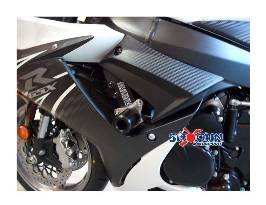 Shogun Frame Sliders Suzuki Gsxr600 Gsxr750 2011 2018