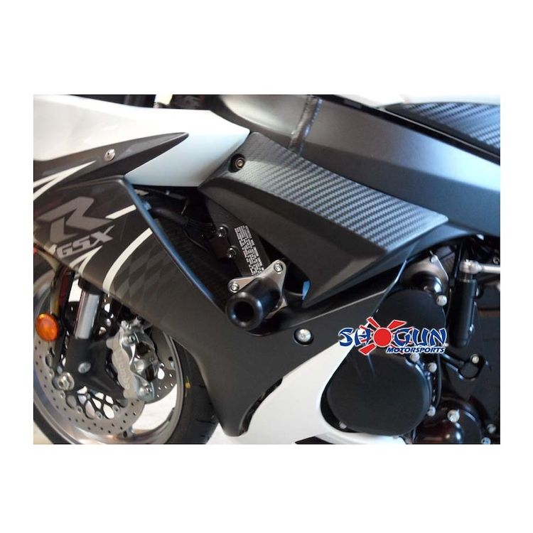 Suzuki Gsxr  Frame Sliders No Cut