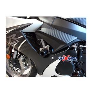 Shogun Frame Sliders Suzuki GSXR600 / GSXR750 2011-2017