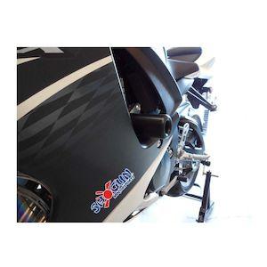 1 Sticker For Suzuki Gsxr600 Gsxr750 Gsxr 600 750 2006 2007 Fine Workmanship Motorcycle Accessories & Parts Anti Slip Tank Pad Protector Decal Gas Knee Grip Tank Traction Pads