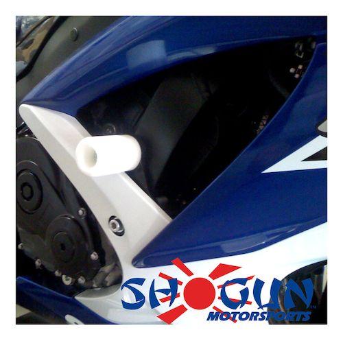 shogun frame sliders suzuki gsxr600 / gsxr750 2008-2010 - revzilla