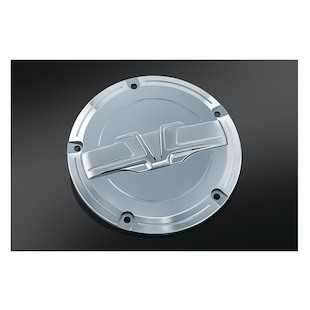 Bahn Derby Cover For Harley Twin Cam 1999-2017