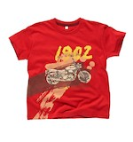 Triumph Kids 1902 Bike T-Shirt