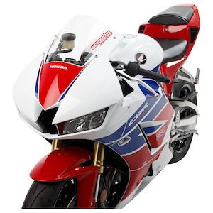 NEW HONDA CBR 600 RR 9 2009 CLEAR DOUBLE BUBBLE AIRBLADE SCREEN