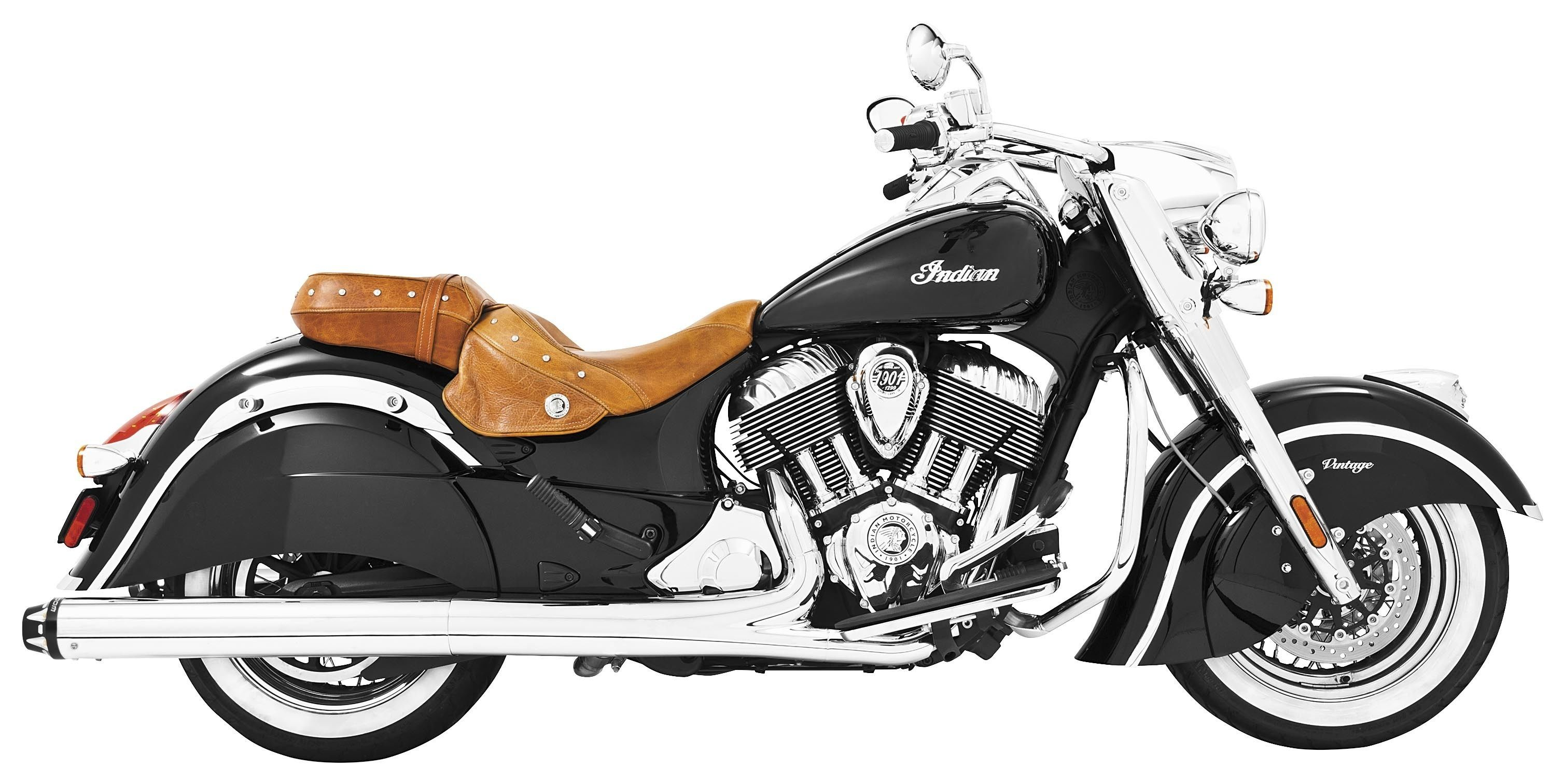 freedom performance 4 5 slip on mufflers for indian chief 2014 2018 10 off revzilla. Black Bedroom Furniture Sets. Home Design Ideas