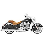 "Freedom Performance 4.5"" Slip-On Mufflers For Indian Chief Classic And Vintage 2014-2015"