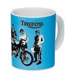 Triumph Retro Print Mug