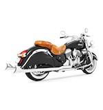 Freedom Performance True Dual Sharktail Exhaust For Indian Chieftain 2014-2015