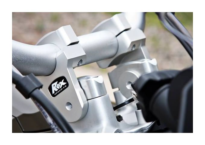 Rox Pivoting Bar Risers Bmw R1200gs Adventure 2013 2018
