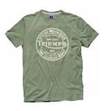 Triumph McQueen Cooler King T-Shirt