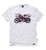 Triumph Flag Bike T-Shirt