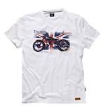 Triumph Flag Bike T-Shirt