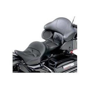 Saddlemen Explorer G-Tech Tour Pack Backrest Pad Cover For Harley Touring