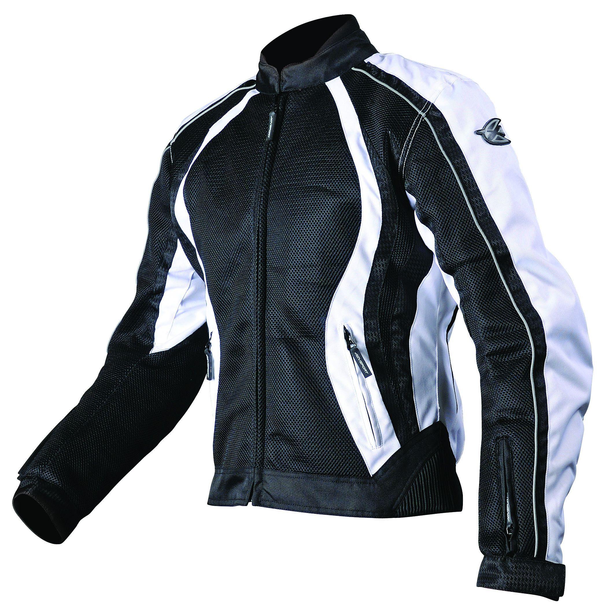 AGV Sport Xena Women's Mesh Jacket - RevZilla