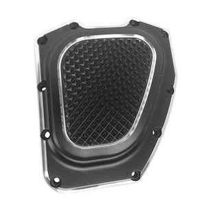 Eddie Trotta Cross Cut Cam Cover For Harley Twin Cam 2006-2017