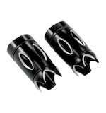 Eddie Trotta Deep Cut Fork Slider Covers For Harley Touring 2008-2013