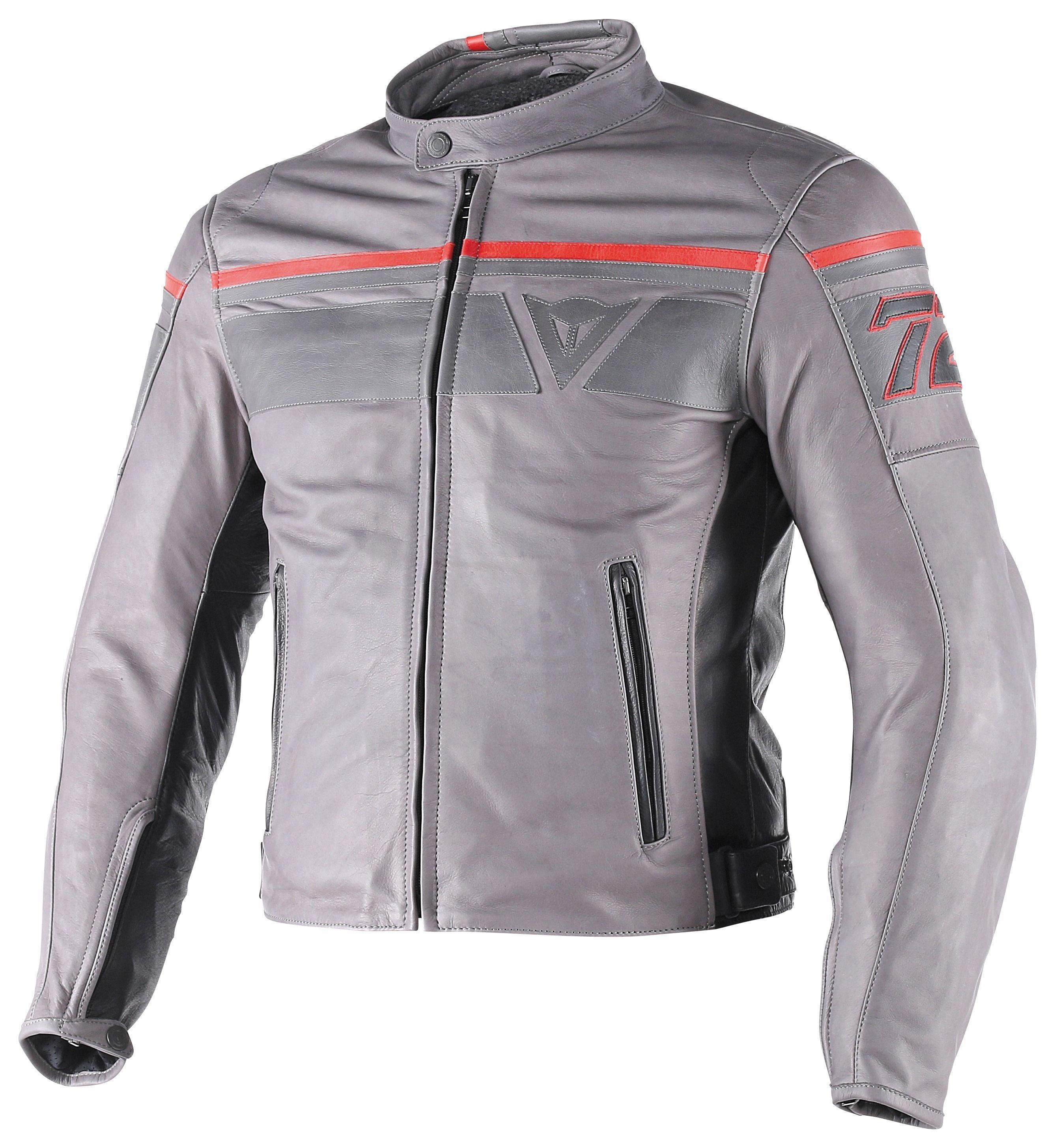 Dainese Blackjack Leather Jacket Revzilla