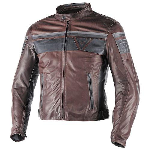 dainese blackjack leather jacket - revzilla