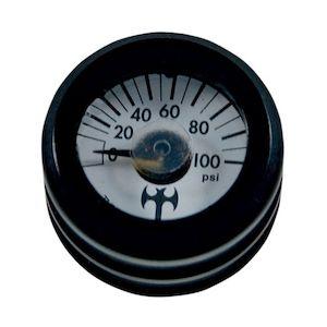 Eddie Trotta Mini Oil Pressure Gauge