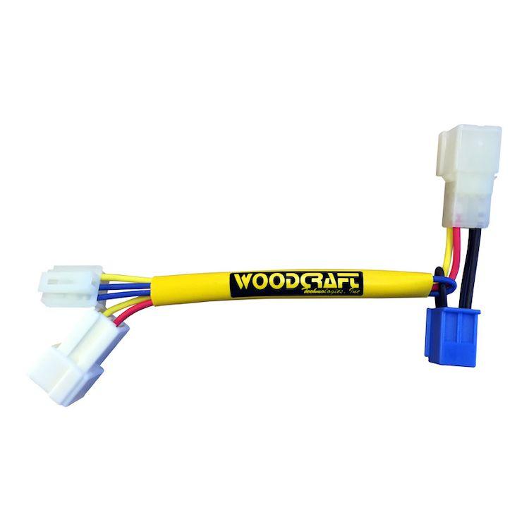 Woodcraft Keyswitch Elimination Harness Yamaha R1 / R1M / R1S