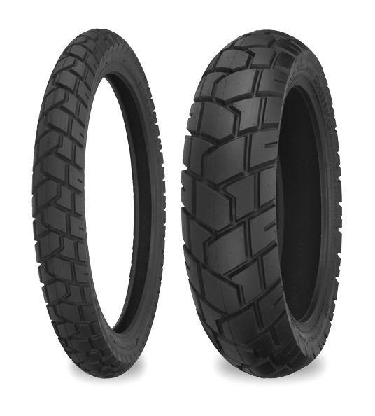 Shinko Tires Review >> Shinko 705 Dual Sport Tires - RevZilla