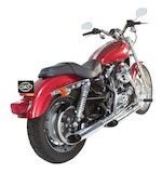 "S&S 3"" Performance Slip-On Mufflers For Harley Sportster 2004-2013"
