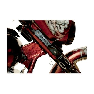 Eddie Trotta Cross Cut LED Front Turn Signals For Harley Street Glide 2006-2013