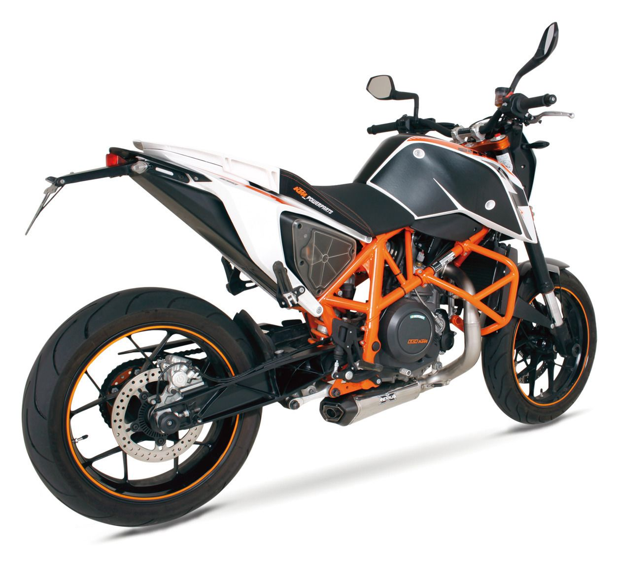 remus hypercone exhaust system exhaust ktm690. Black Bedroom Furniture Sets. Home Design Ideas