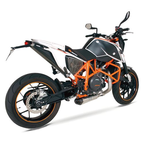 remus hypercone exhaust system exhaust ktm 690 duke 2012. Black Bedroom Furniture Sets. Home Design Ideas