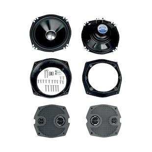 J&M Performance 180W Amplifier & Speaker Kit For Harley Street Glide 2006-2013