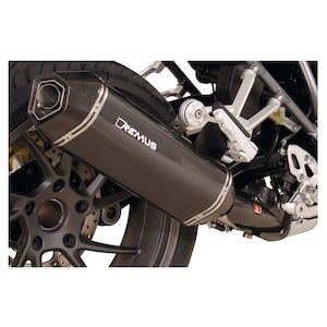 Remus HexaCone Slip-On Exhaust BMW R1200RS 2015-2018