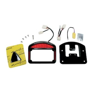 Cycle Visions Eliminator Taillight For Harley Dyna 2000-2011