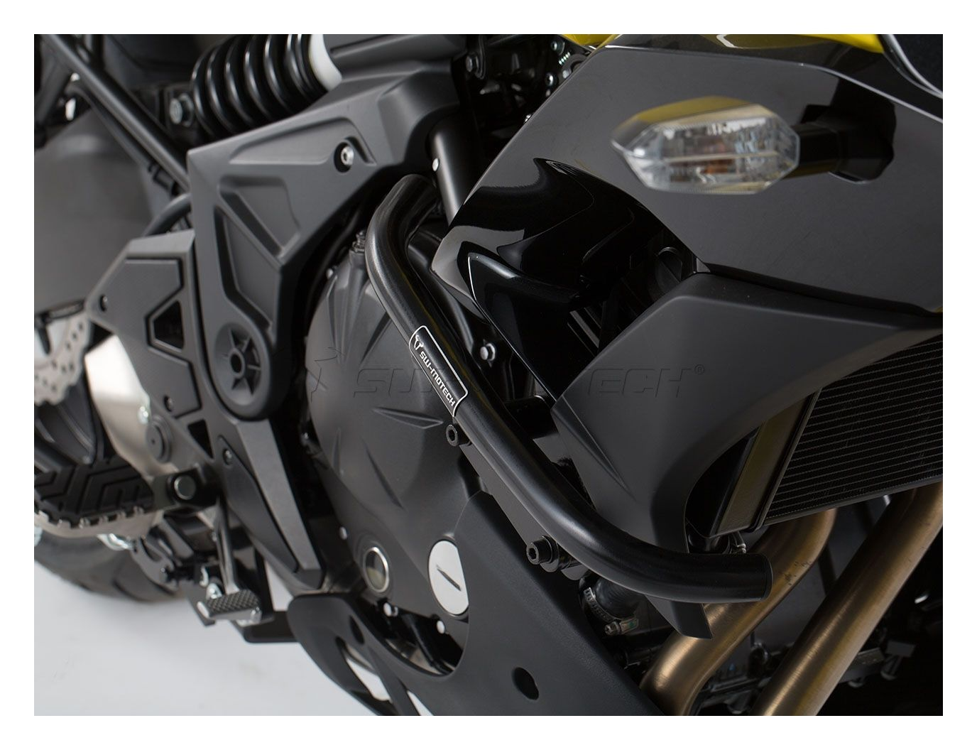 SW-MOTECH Crash Bars Kawasaki Versys 650 2015-2018 - RevZilla