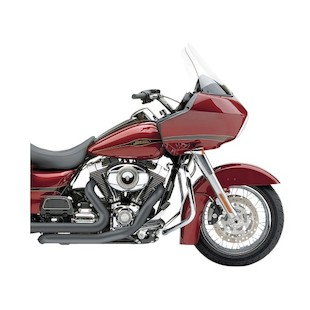 Cobra PowerPort Dual Headpipes For Harley Touring 2009-2016