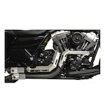 LA Choppers Fusion Exhaust For Harley Touring 1995-2015