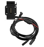 Garmin Mount With Integrated Power Cable [Previously Installed]