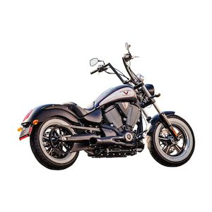 Trask 2-Into-1 Hot Rod Exhaust For Victory Cruiser 2006-2015