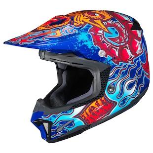 HJC CL-X7 Zilla Motorcycle Helmet