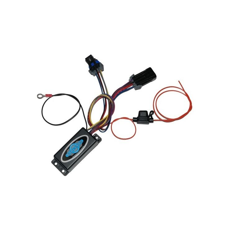 Badlands Illuminator Run/Brake/Turn Signal Module For Victory
