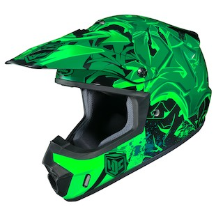 HJC CS-MX 2 Graffed Motorcycle Helmet